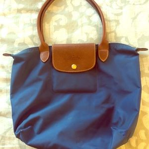 Authentic Longchamp shoulder bag
